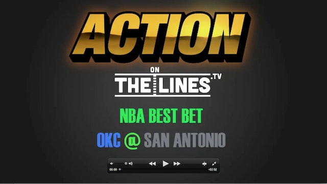 NBA- OKC @ SAN- JAN 31