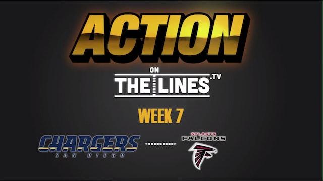 NFL- SD vs Atl- Oct 23