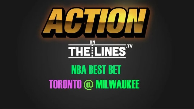 NBA- TOR @ MIL- APR 27