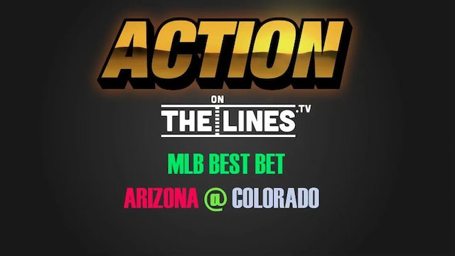MLB- ARI @ COL- JUNE 20
