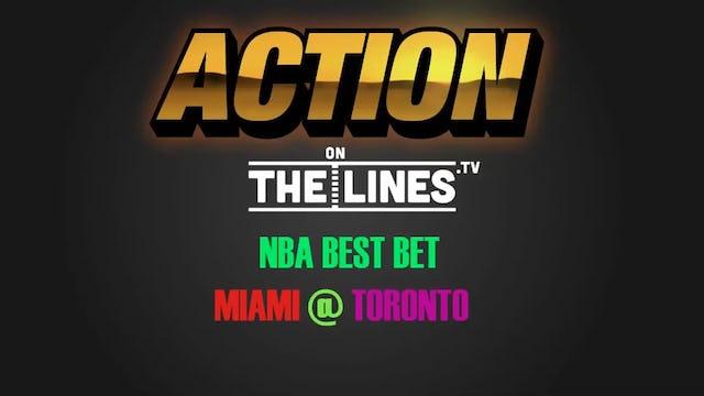 NBA- MIA @ TOR- FEB 13
