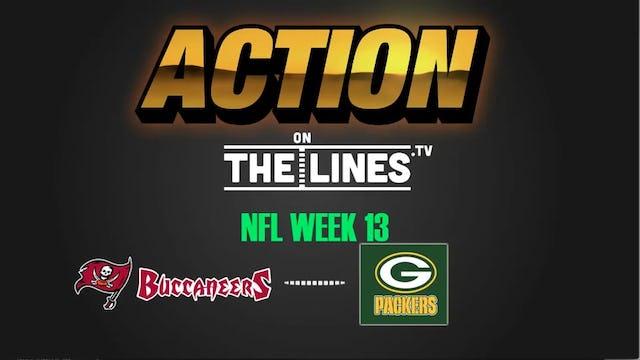 NFL- TB @ GB- DEC 3