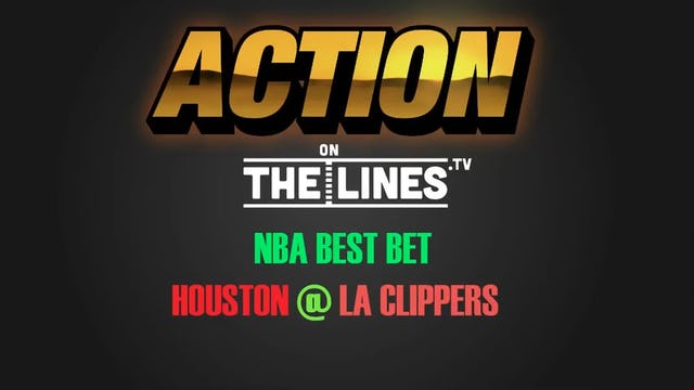 NBA- HOU @ LAC- FEB 28