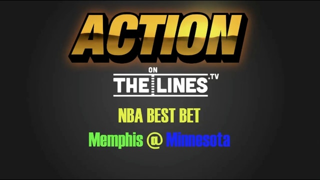 NBA- Mem vs Min- Nov 1