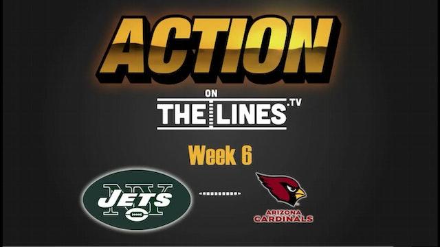 NFL- NYJ vs Ari- Oct 17