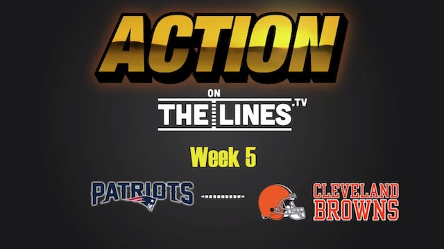 NFL: NE Vs Cle- Oct 9
