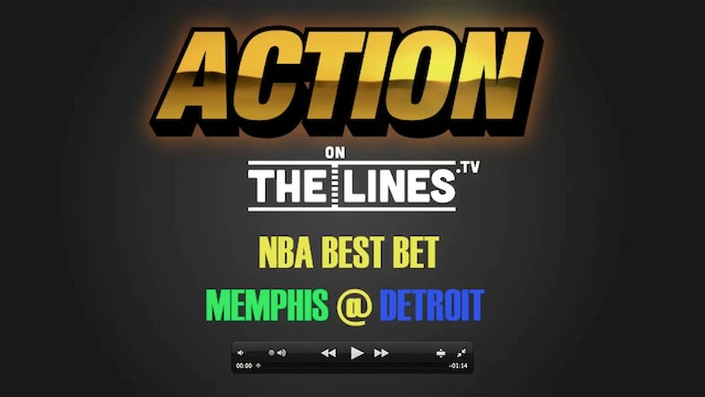 NBA- MEM @ DET- DEC 21