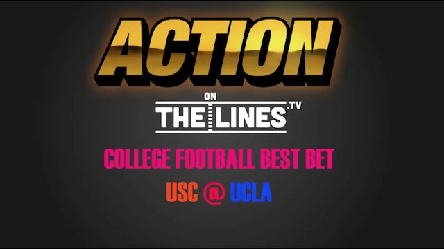 CFB- USC vs UCLA- Nov 19