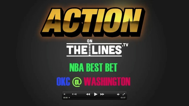 NBA- OKC @ WSH- FEB 13