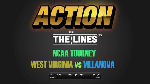 NCAA- WVA vs UVA- Mar 23