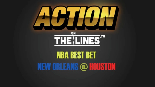 NBA- NO @ HOU- DEC 16
