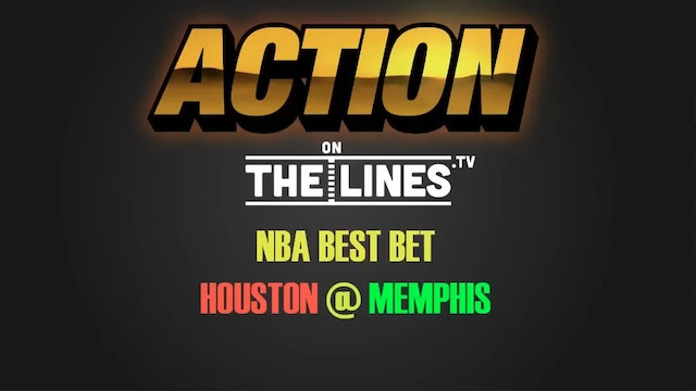 NBA- HOU @ MEM- JAN 21