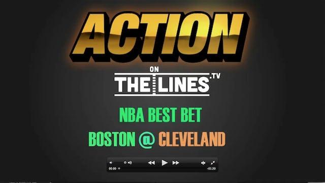 NBA- BOS @ CLE- MAY 19