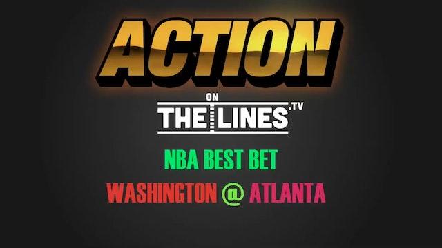 NBA- WSH @ ATL- APR 22
