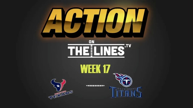 NFL- HOU @ TEN- JAN 1