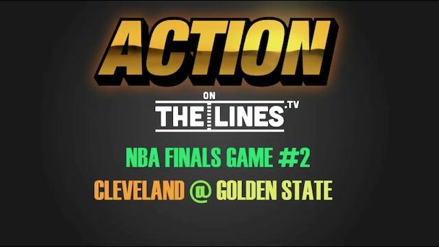 NBA- CLE @ GS- June 3