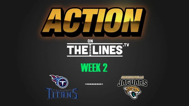 NFL- TEN @ JAX- SEPT 17