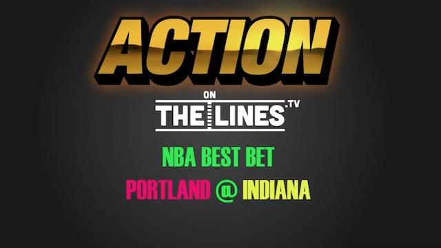 NBA- POR @ IND- DEC 10