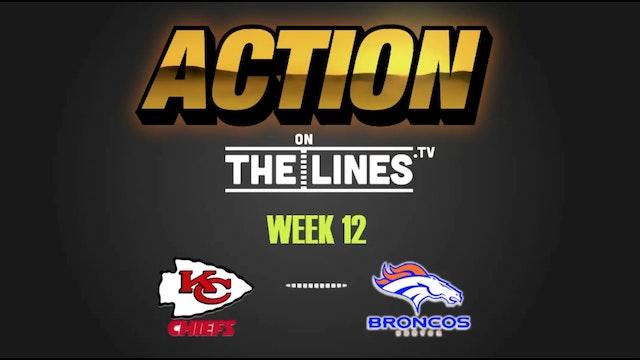 NFL- KC vs DEN- Nov 27