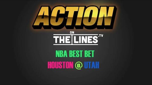 NBA- HOU @ UTAH- FEB 26