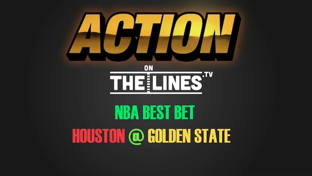 NBA- HOU @ GS- MAR 31