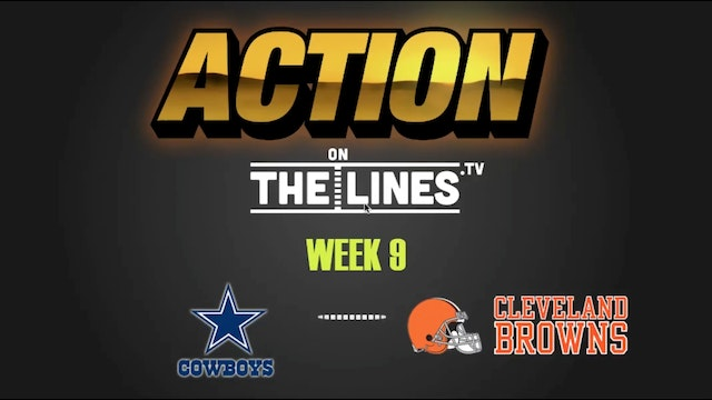NFL- Dal vs Cle- Nov 6