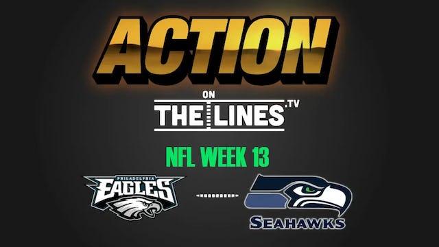 NFL- PHI @ SEA- DEC 3