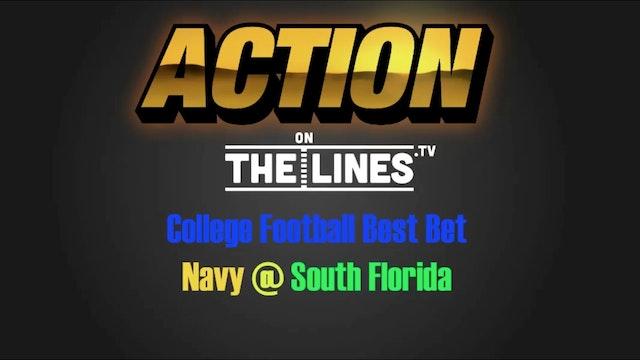 CFB- NAV vs USF- Oct 28