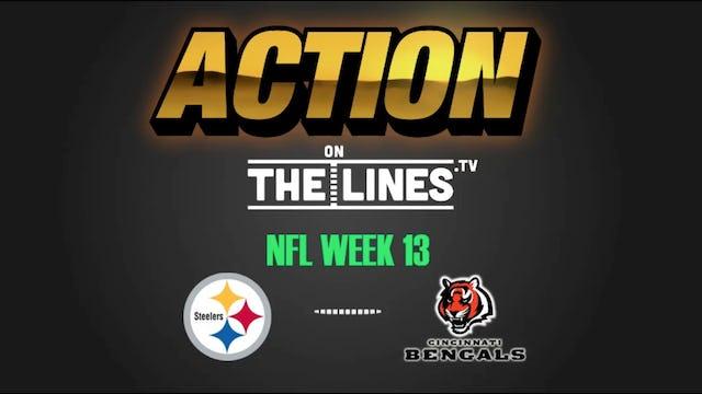 NFL- PIT @ CIN- DEC 4