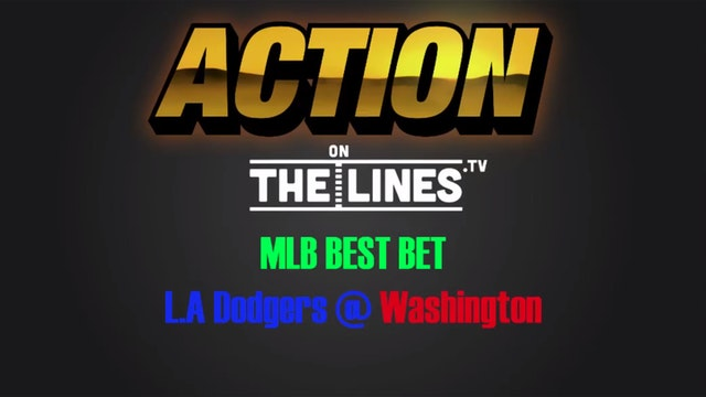 MLB: LA vs Wash- Oct 9
