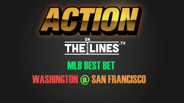 MLB- WSH @ SF- MAY 29