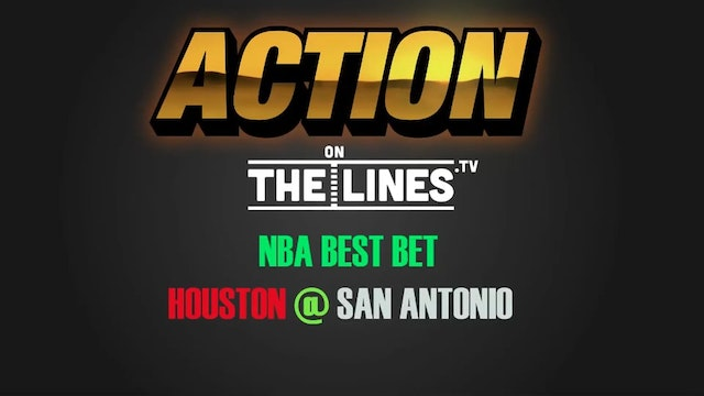 NBA- HOU @ SAS- MAY 9