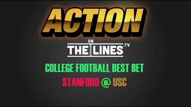 CFB- STAN @ USC- SEPT 9