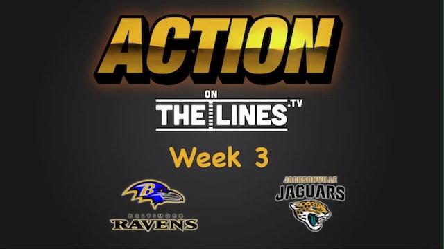 NFL: Bal vs Jax- Sept 25