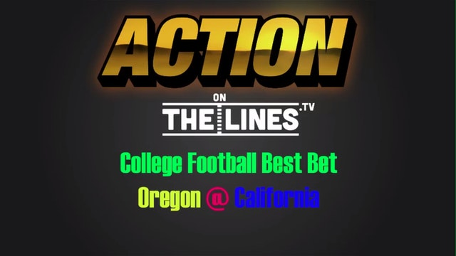CFB: ORE vs CAL- Oct 21