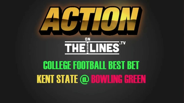 CFB- Kent vs BG- Nov 15