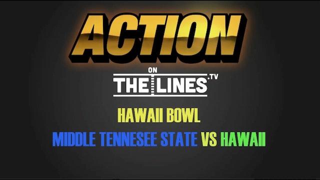 CFB- MTSU VS HAW- DEC 24