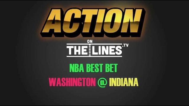 NBA- WSH @ IND- DEC 19