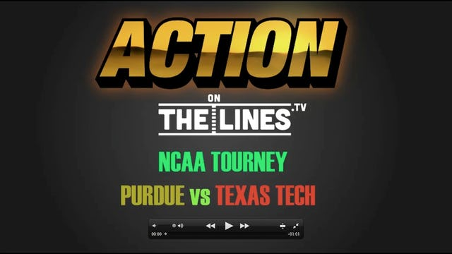 NCAA- PUR vs TT- Mar 23