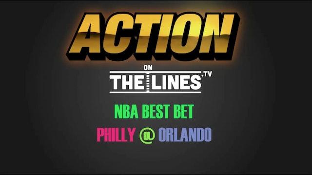 NBA- PHI @ ORL- FEB 9