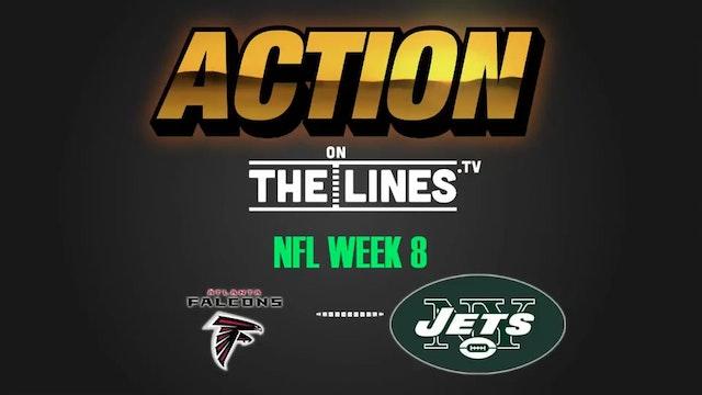 NFL- ATL @ NYJ- OCT 29
