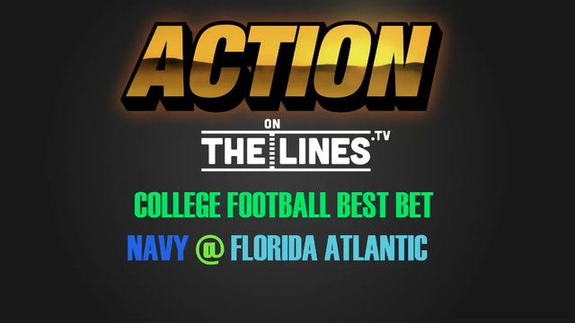 CFB- NAVY@ FAU- Sept 1