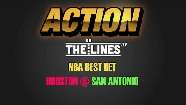 NBA- Hou vs San- Nov 9