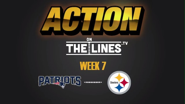 NFL- NE vs PIT- Oct 23