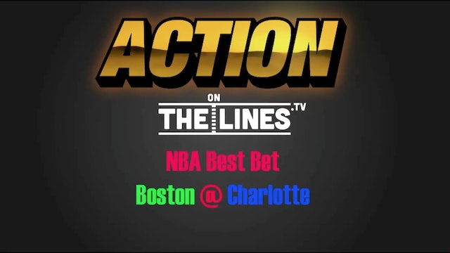 NBA- Bos vs Cha- Oct 29