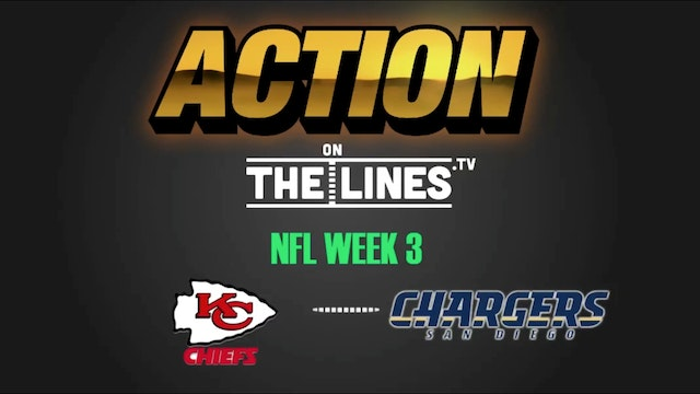 NFL- KC @ LACH- SEPT 24
