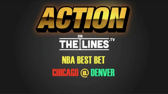 NBA- Chi vs Den- Nov 22