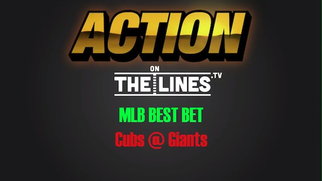 MLB: CHI vs SFG- Oct 10