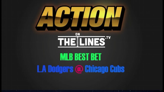 MLB- LOS vs CHC- Oct 22