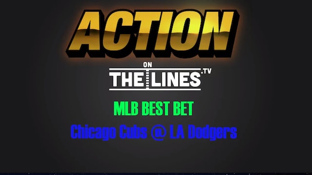 MLB-:CHC vs LOS- Oct 20